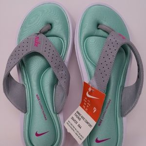 Nike Women's Comfort Thong 354925-064 footbed